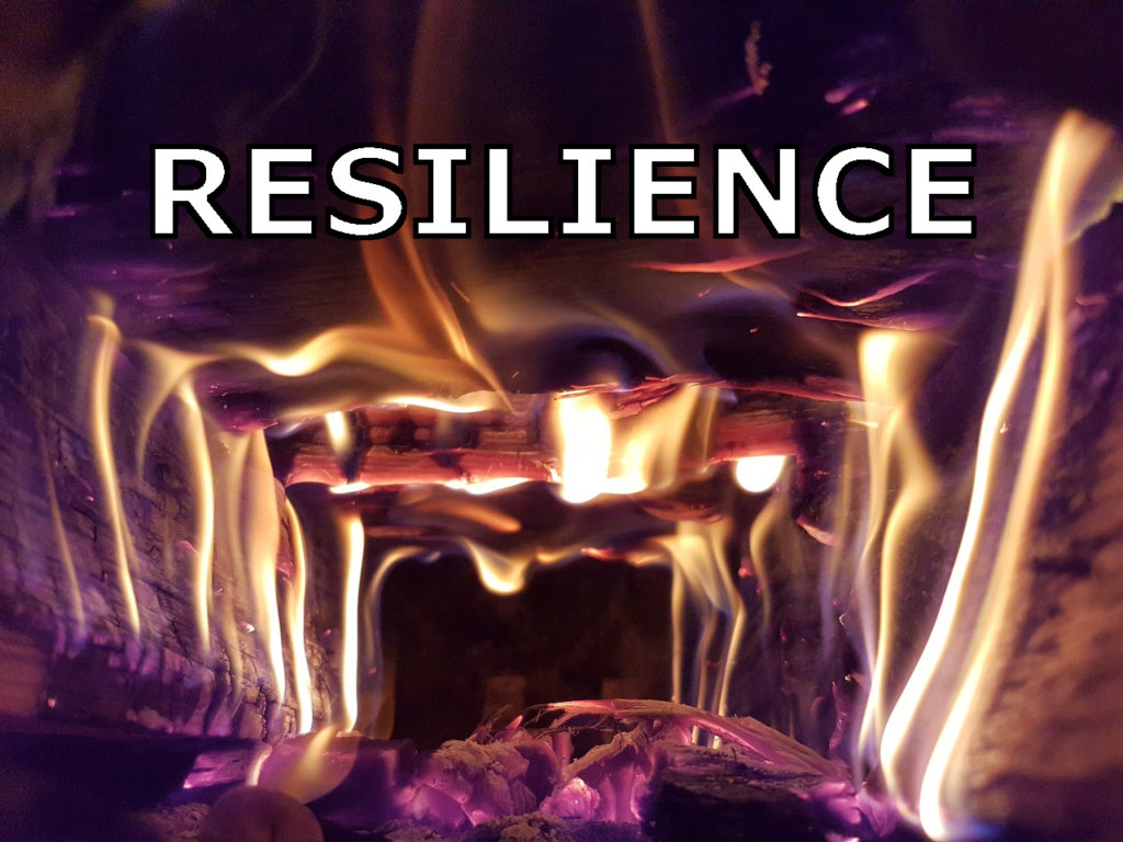 emotionally resilient