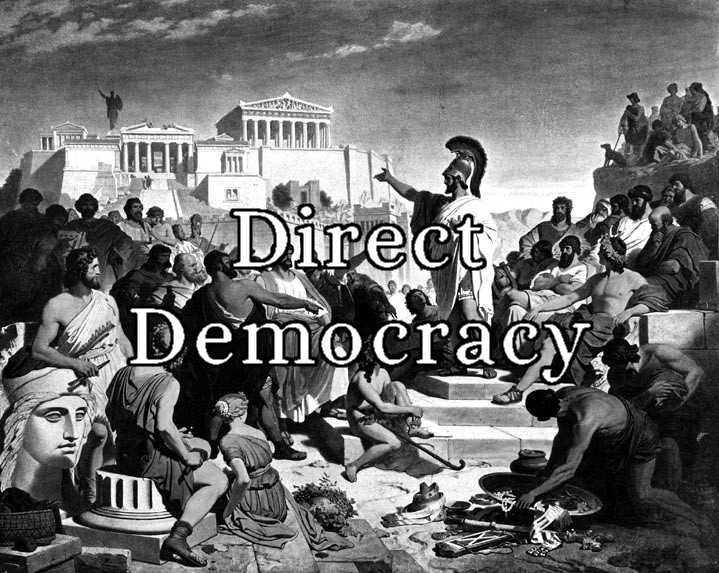 merits and demerits of democracy There are many forms of democracies, and one of them is direct democracy in this form of government, the people can directly determine the laws and policies of.
