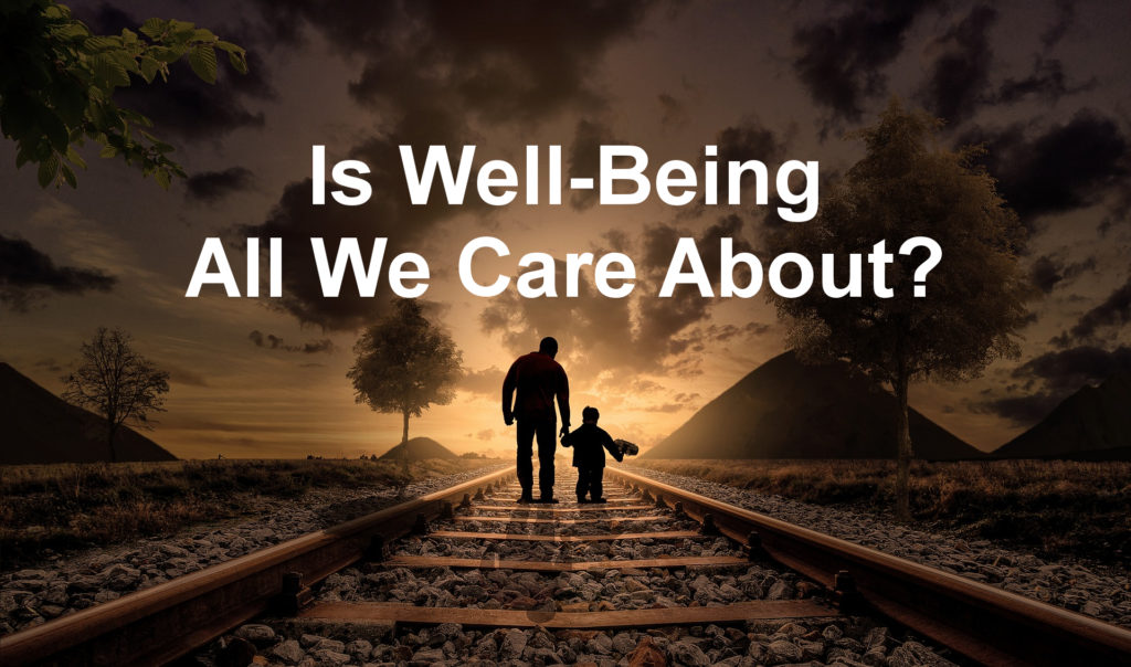 what is well-being