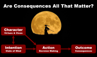 Are Consequences All That Matter? (Intentions Vs. Outcomes)