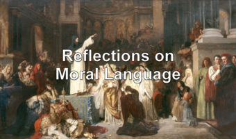 6 Reasons Why People Use Moral Language